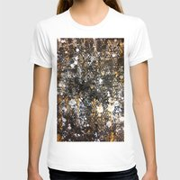 black and gold T-shirts featuring Black Gold by Tyler Resty