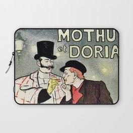 Mothu et Doria Laptop Sleeve