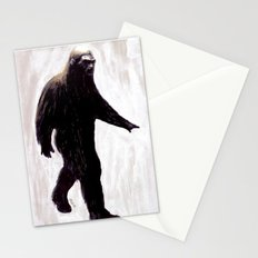 Bigfoot Stationery Cards