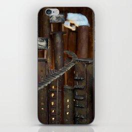 Cardboard Dystopia iPhone Skin