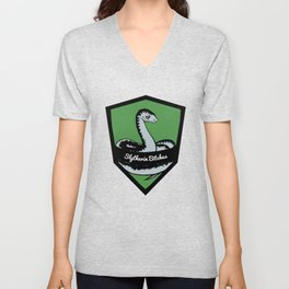 Slytherin Bitches! Unisex V-Neck