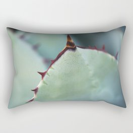 Agave Plant II Rectangular Pillow