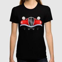 Old vintage model of the car T-shirt