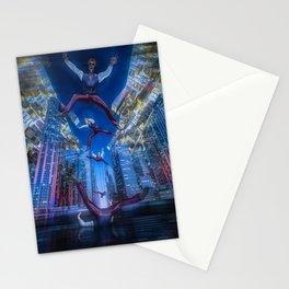 Chronic Vertigo Stationery Cards