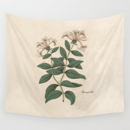 The Fragrant Honeysuckle Wall Tapestry