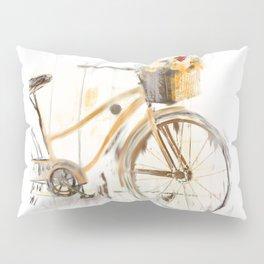 Bicycle Pillow Sham
