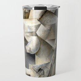 Pablo Picasso - Girl with a Mandolin Travel Mug