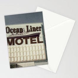 Ocean Liner Stationery Cards