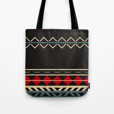 Aztec Dark Tote Bag