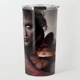 Snake Charmer II Travel Mug