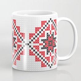 traditional icon pixel Coffee Mug