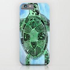 Tatoo Sea Turtle Slim Case iPhone 6s