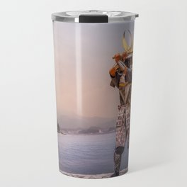 The Samurai Travel Mug
