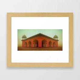 3,1416 Framed Art Print