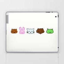 Crayon Animals Laptop & iPad Skin