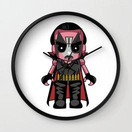 Rockarture Mini King Diamond Wall Clock