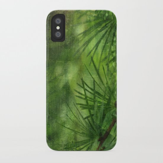Mélèze iPhone Case