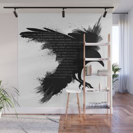 I Welcome The Valkyries Wall Mural