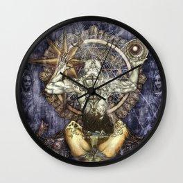 The Crux Wall Clock