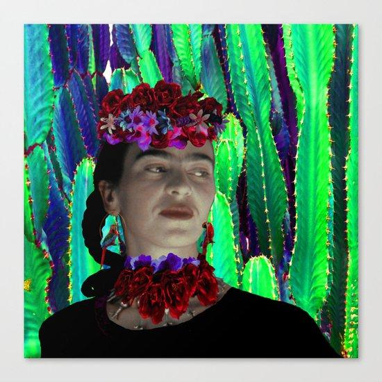 Freeda my Frida Canvas Print