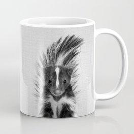 Skunk - Black & White Coffee Mug