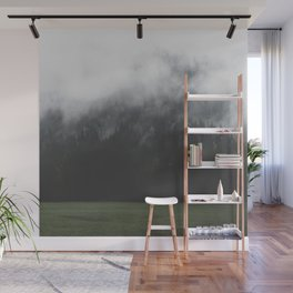 Spectral Forest - Landscape Photography Wall Mural