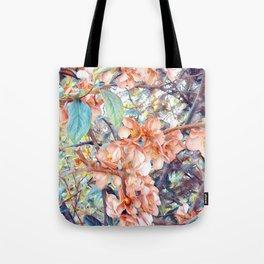 Aquarell Floral 05 Tote Bag