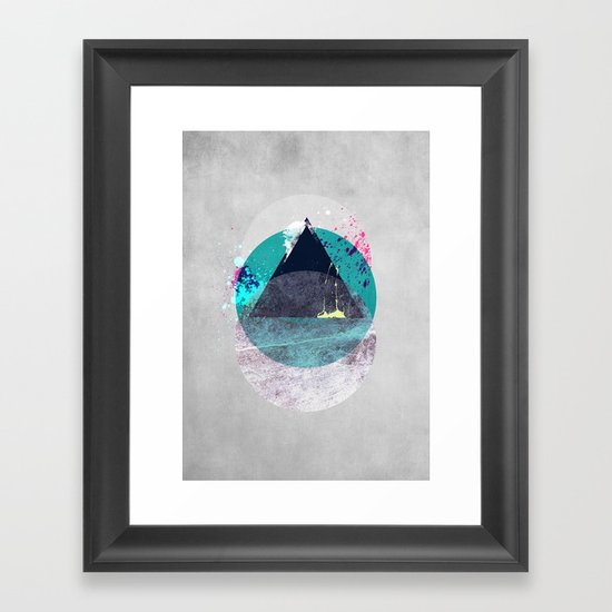 Minimalism 10 Framed Art Print