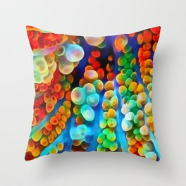 Always together Throw Pillow