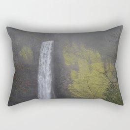 Latourell Falls Rectangular Pillow
