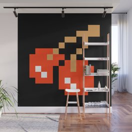 8-Bits & Pieces - Cherry Wall Mural