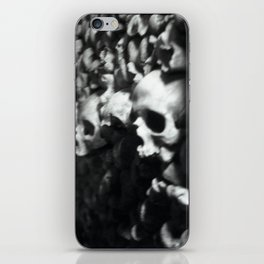 Wall of death iPhone Skin