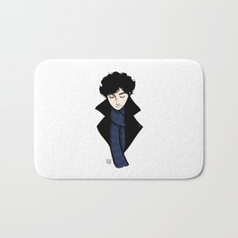 Sherlock, Smirk Bath Mat