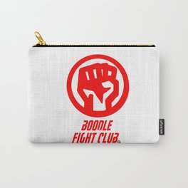 BOODLE FIGHT Carry-All Pouch