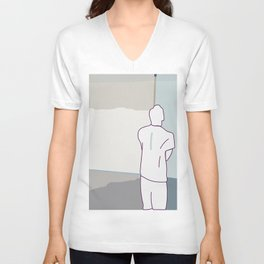 Painter Unisex V-Neck