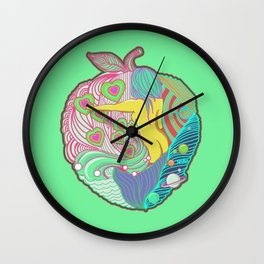 Soul of the Sea Wall Clock