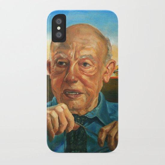 W.V.O. Quine iPhone Case