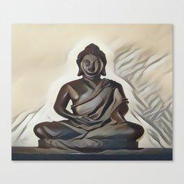 Siddhartha Gautama - Buddha Canvas Print