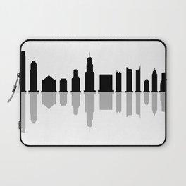 chicago skyline Laptop Sleeve