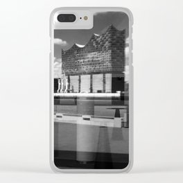 reflections II Clear iPhone Case