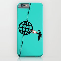 think global... Slim Case iPhone 6s
