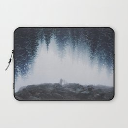 Lost in the forest Laptop Sleeve