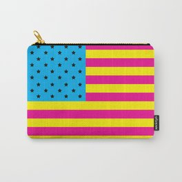 AMERI{CMYK}A Carry-All Pouch