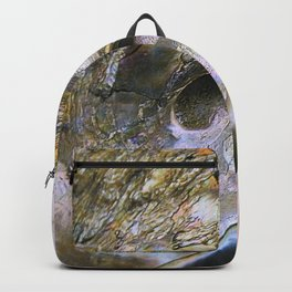 Abalone Portrait Backpack