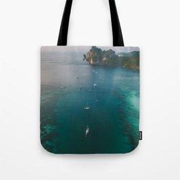 Body Of Water Tote Bag