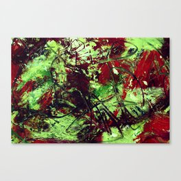 Abstraction XIII Canvas Print