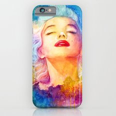 I paint my own world iPhone 6s Slim Case