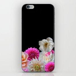 Flowers Cheer iPhone Skin