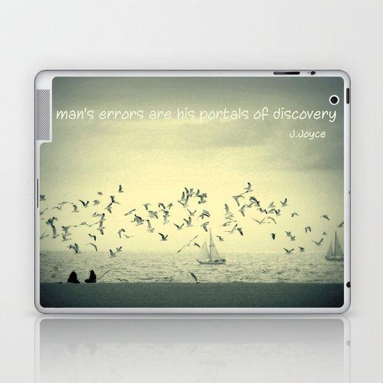 discovery portal Laptop & iPad Skin