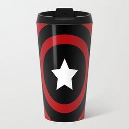 Captain Soldier Travel Mug